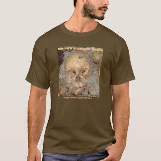 T-shirt du crâne d'Edgar