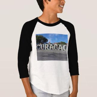 T-shirt du Curaçao