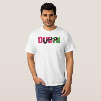 T-shirt du DUBAÏ