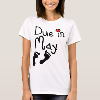 T-shirt Dû en mai