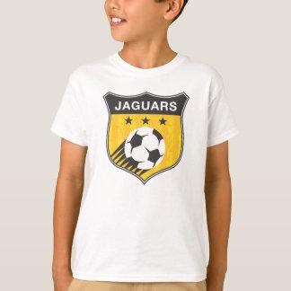 T-shirt du football de jaguars de Jamestown