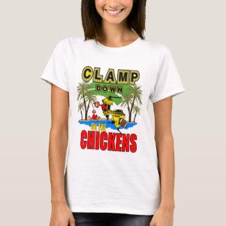 T-shirt du football de WomensPittsburgh