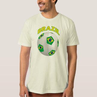 T-shirt du football du Brésil