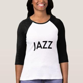 T-shirt du jazz des femmes (classique) par