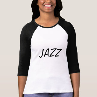 T-shirt du jazz des femmes (style libre) par