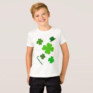 T-shirt du jour de Patrick de saint pour des