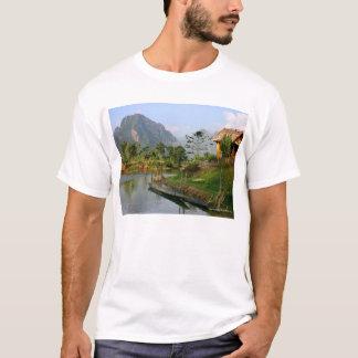 T-shirt du Laos