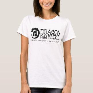 T-shirt du logo des femmes