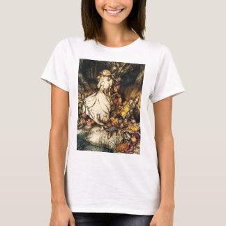 T-shirt du marché de lutin