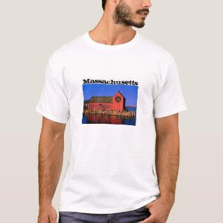 T-shirt du Massachusetts