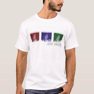 T-shirt du paysage urbain RBG 2
