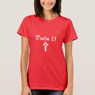 T-shirt du psaume 23