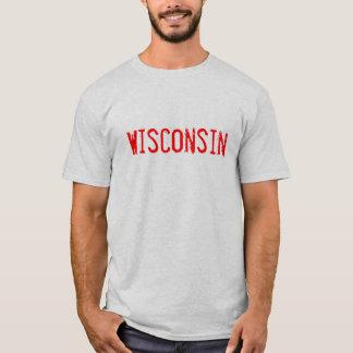 T-shirt du Wisconsin