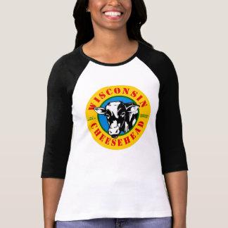 T-shirt du Wisconsin Cheesehead