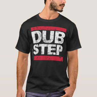 T-shirt Dubstep (affligé)