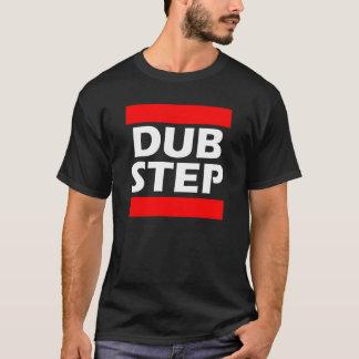 T-shirt Dubstep Dark-Red