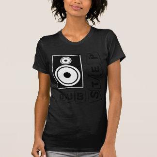 T-shirt Dubstep Loudspeaker