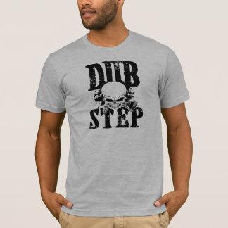 T-shirt Dubstep Skull