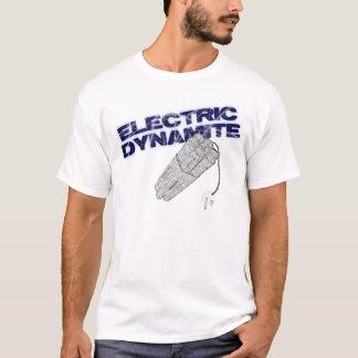 T-shirt Dynamite électrique