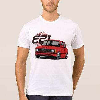 T-shirt E21 les 3 première séries