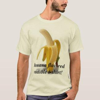 T-shirt eadible assaisonné par banane !