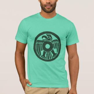 T-shirt Eagle précolombien du vieux Mexique