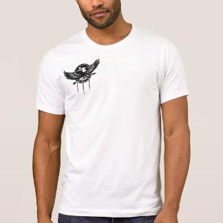 T-shirt Eagle sur l'épaule