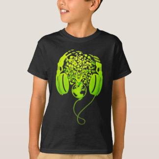 T-shirt Earth_Music
