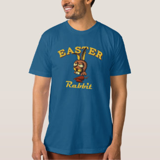 T-shirt Easter rabbit with carrot