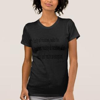 T-shirt Eccles. 1:2, w2