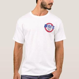 T-shirt Échographie médicale diagnostique de DMS