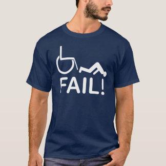 T-shirt Échouer !