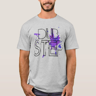 T-shirt Éclaboussure de DubStep