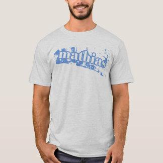 T-shirt Éclaboussure d'habillement de Mathias