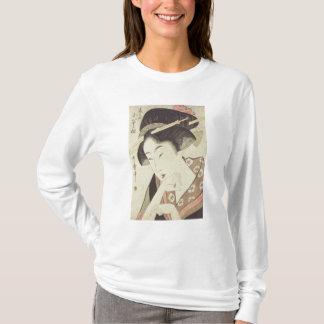 T-shirt Éclatez le portrait de la héroïne Kioto de l'Itoya