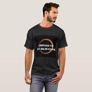 T-shirt Éclipse 2017 solaire