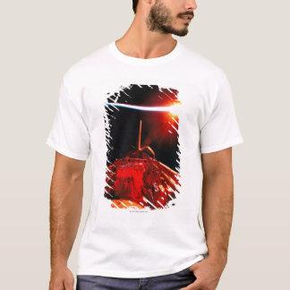 T-shirt Éclipse de l'espace
