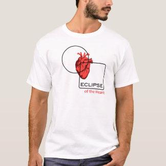 T-shirt éclipse du coeur