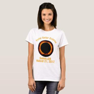 T-shirt Éclipse totale Salem Orégon