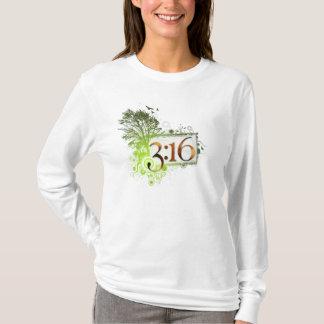 T-shirt eco de 3h16