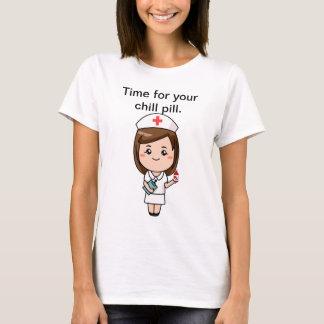 T-shirt École d'infirmières
