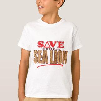 T-shirt Économies d'otarie