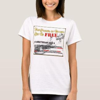 T-shirt Économisé par ses travaux