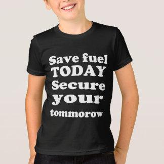 T-shirt économisez