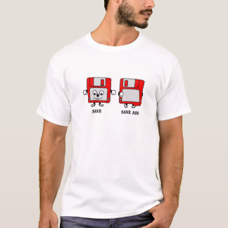 T-shirt Économisez As