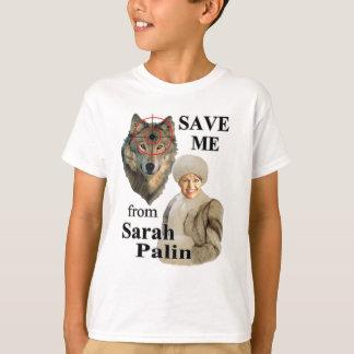 T-shirt économisez de Sarah