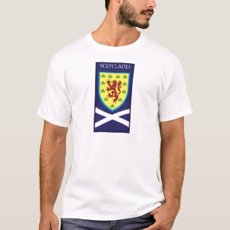 T-shirt Ecosse-Insigne