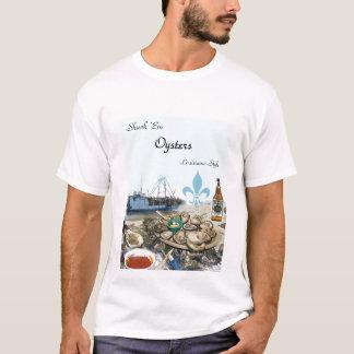T-shirt Écossez-les des huîtres