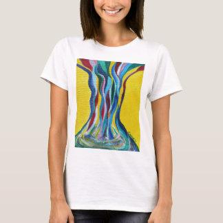 T-shirt Écoulement