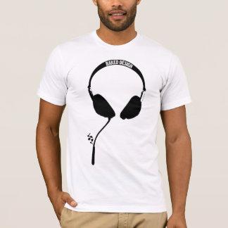 T-shirt écouteur